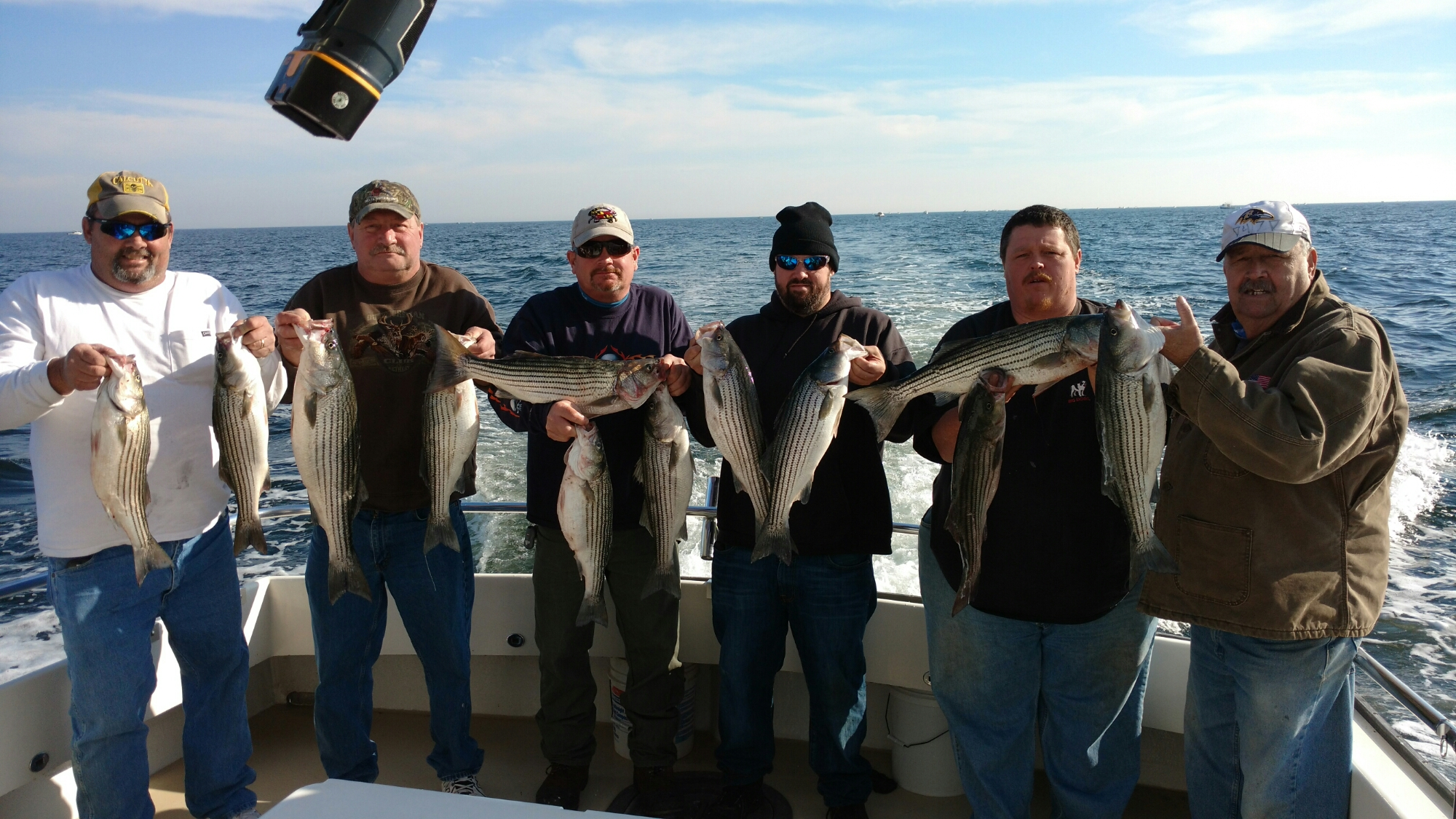 Fishing report for Point lookout fishing report